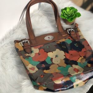 Fun Floral Summer Tote